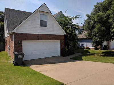 Jenks Single Family Home For Sale: 11412 S Locust Avenue