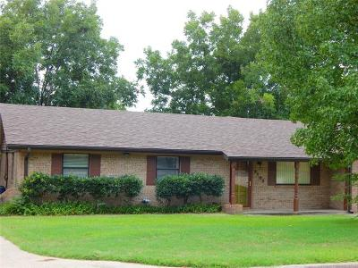 Single Family Home For Sale: 2103 E Foster Drive