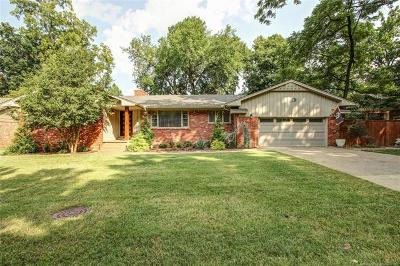 Tulsa Single Family Home For Sale: 4242 S Oswego Avenue