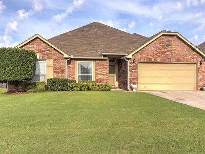 Broken Arrow Single Family Home For Sale: 5016 S 195th East Court
