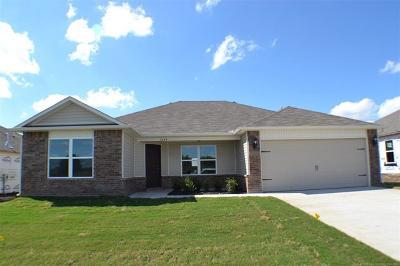 Tulsa Single Family Home For Sale: 3644 S 152nd Avenue E
