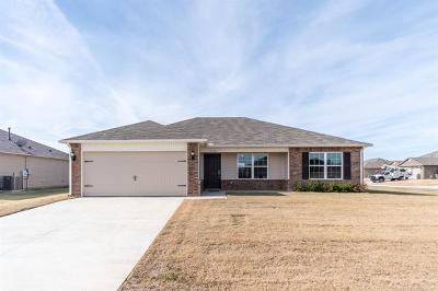 Tulsa Single Family Home For Sale: 3730 S 154th Avenue E