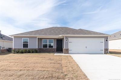 Tulsa Single Family Home For Sale: 3706 S 152nd Avenue E
