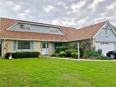 Tulsa Single Family Home For Sale: 10131 E 26th Place