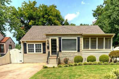 Tulsa Single Family Home For Sale: 211 E 33rd Place