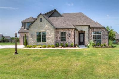 Owasso Single Family Home For Sale: 18604 E Persimmon Lane