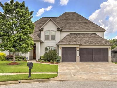 Broken Arrow Single Family Home For Sale: 3701 S Tamarack Avenue