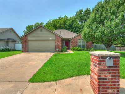 Coweta Single Family Home For Sale: 11132 S 274th East Avenue