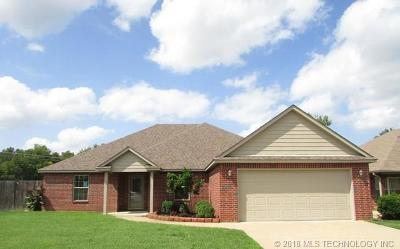 Sapulpa Single Family Home For Sale: 7971 Patriot Lane