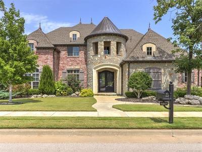 Tulsa OK Single Family Home For Sale: $1,219,000