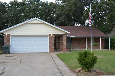 Sand Springs Single Family Home For Sale: 315 W 32nd Place