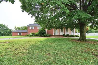 Sapulpa Single Family Home For Sale: 2 E Carriage Road
