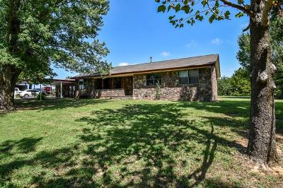 Single Family Home For Sale: 22920 County Road 1630