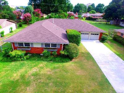Tulsa Single Family Home For Sale: 4198 E 47th Place