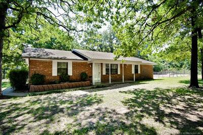 Single Family Home For Sale: 1124 Cottonwood Street