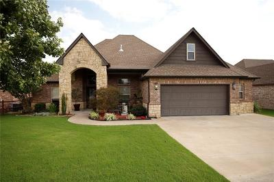 Glenpool Single Family Home For Sale: 750 W 148th Street S