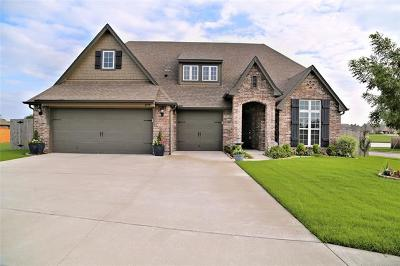 Jenks Single Family Home For Sale: 2578 W 112th Place S