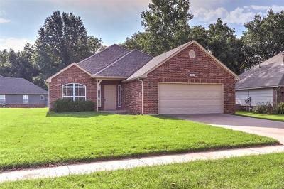 Broken Arrow Single Family Home For Sale: 1837 S Lions Avenue