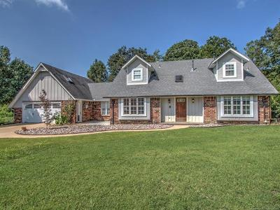Sand Springs Single Family Home For Sale: 5656 S 155th West Avenue
