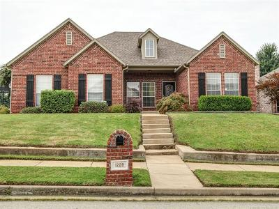 Jenks Single Family Home For Sale: 1228 W 115th Street S