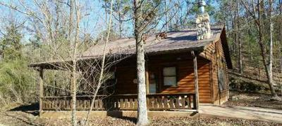 Broken Bow Single Family Home For Sale: 40 Fish Hook Road