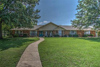Sapulpa Single Family Home For Sale: 9 E Carriage Road