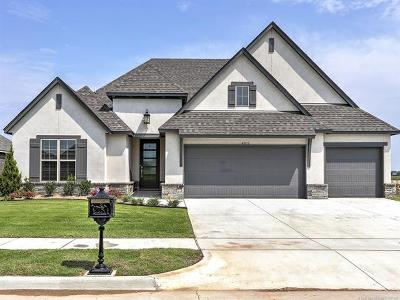 Tulsa Single Family Home For Sale: 4321 S 178th East Avenue