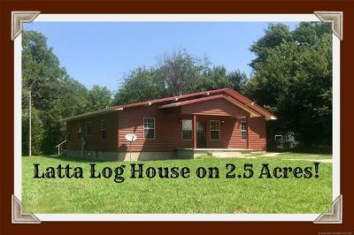 Single Family Home For Sale: 14486 County Road 1560