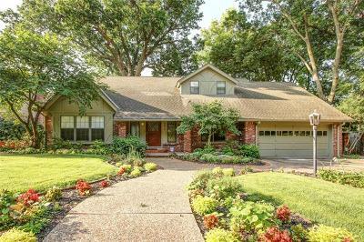 Tulsa Single Family Home For Sale: 3912 E 58th Place S