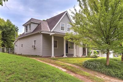 Sapulpa Single Family Home For Sale: 711 S Walnut Street