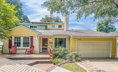 Tulsa Single Family Home For Sale: 1530 E 33rd Street