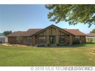 Sand Springs OK Single Family Home For Sale: $222,000