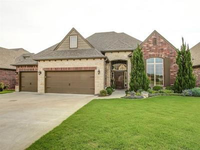 Broken Arrow OK Single Family Home For Sale: $338,000