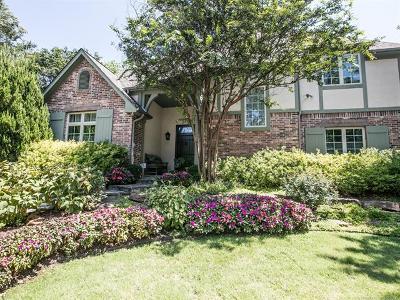 Tulsa Single Family Home For Sale: 2445 S Cincinnati Avenue
