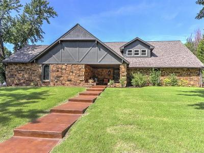 Tulsa Single Family Home For Sale: 7336 S Evanston Avenue