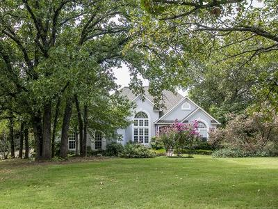 Sapulpa Single Family Home For Sale: 2650 Raintree Circle