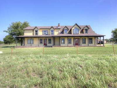 Talala Single Family Home For Sale: 10401 E 330 Road