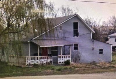 Nowata Single Family Home For Sale: 118 SW Seminole Avenue