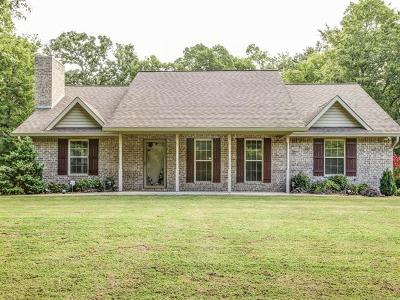 Fort Gibson Single Family Home For Sale: 720 N Maher Road