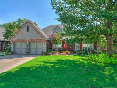 Tulsa Single Family Home For Sale: 10019 S 99th East Street