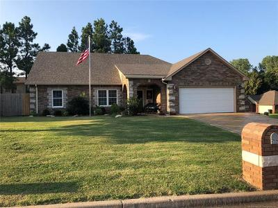 Muskogee Single Family Home For Sale: 2906 Kimberlea Drive
