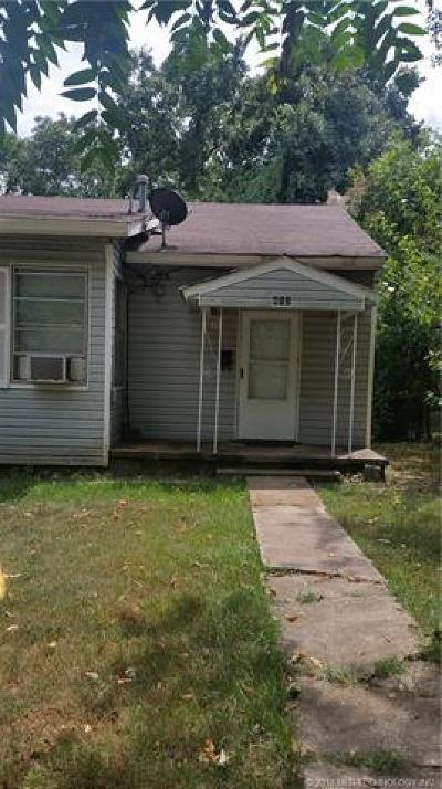 Tahlequah OK Rental For Rent: $550