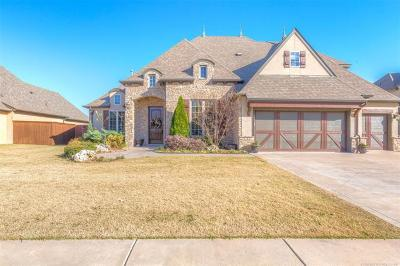 Bixby Single Family Home For Sale: 13211 S 65th East Place