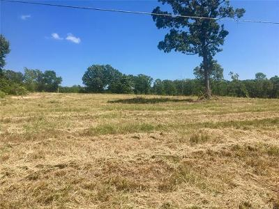 Ada Residential Lots & Land For Sale: 1210 Fulkerson Road