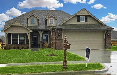 Bixby Single Family Home For Sale: 13330 S 92nd East Avenue