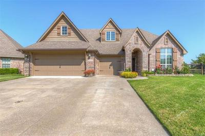 Owasso Single Family Home For Sale: 10552 N 117th East Avenue