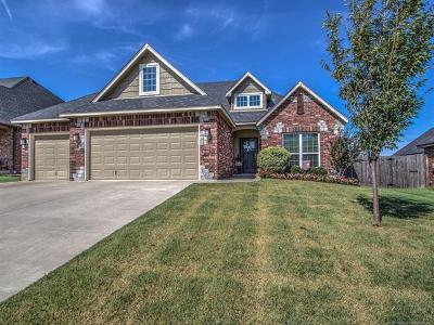 Sand Springs Single Family Home For Sale: 3918 S Maple Avenue