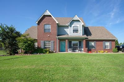 Owasso Single Family Home For Sale: 18782 E 81st Street North