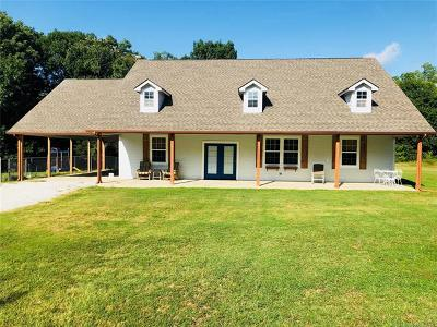 Single Family Home For Sale: 15867 County Road 3619