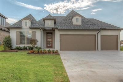 Jenks Single Family Home For Sale: 13013 S 5th Street